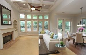 Virtually Painless Staging