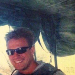 Memorial Day, 2018. A heartfelt thank you to U.S. Marine Zach Gamble