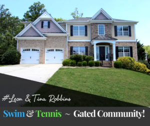 Newly Renovated ~ Swim & Tennis ~ Gated Community