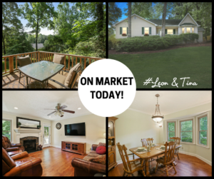 On Market Today ~ Acworth Home on Gorgeous Lot