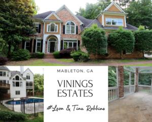 Elegant Home for Family Entertaining ~ Vinings Estates