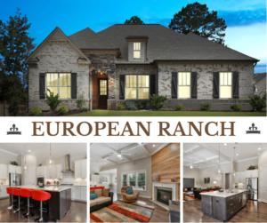Cumming GA ~ Exquisite Modern European Ranch